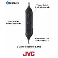 Jvc Gumy Sport Ear Bud With Mic/remote