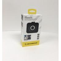 Scosche  Black HD DVR Night Vision Suction Cup Dash Camera & 8gb Micro-SD Card