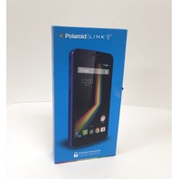 "Polaroid Link A5 5"" 8GB Unlocked Smartphone - Blue"