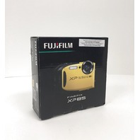 FUJIFILM Finepix XP85 Waterproof Point & Shoot Digital Camera- Yellow