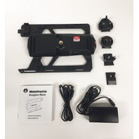 Manfrotto Digital Director For iPad Air 2/Nikon/Canon Dslr Cameras, Black