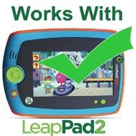 LeapFrog LeapPad2 Gel Skin, Flowers