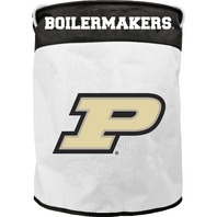 Purdue Boilermakers Canvas Laundry Basket