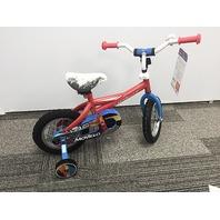 "Movelo 12"" Boys' Bike, Red/Blue"