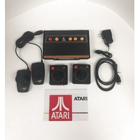 Atari Flashback 8 Gold Deluxe with 120 Games