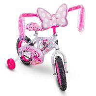 "Disney Mickey & Minnie 52238c 12"" Disney Minnie Junior Bike"