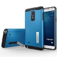 Spigen Samsung Galaxy Note 4 Slim Armor Case Electric Blue (Galaxy Note 4)
