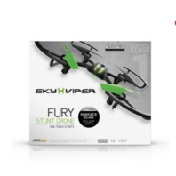 Skyrocket Sky Viper Fury Stunt Drone With Surface Scan