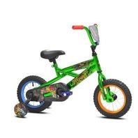 """Tmnt 12"""" Teenage Mutant Ninja Turtles Boys' Bike, Green"""