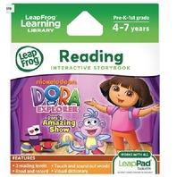 LeapFrog LeapPad Dora's Amazing Show Ultra eBook