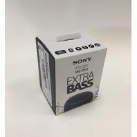 SONY SRS-XB12 Personal audio Black