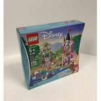 Lego Disney Aurora, Ariel And Tianas Royal Celebration 41162 Building Kit