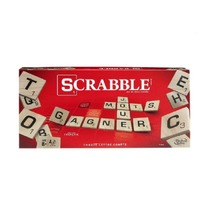 Hasbro A8166020 Scrabble Game, French (SEALED)