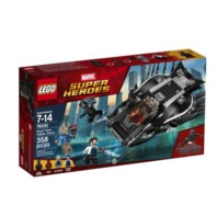 Lego Super Heroes Marvel Black Panther Royal Talon Fighter Attack 76100