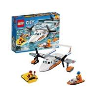 Lego City Coast Guard Sea Rescue Plane Building Kit (141 Piece)