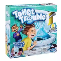 Hasbro Toilet Trouble Kids Game