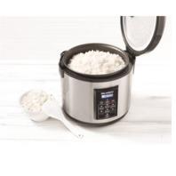 Ricardo 62260 Rice Cooker, Silver