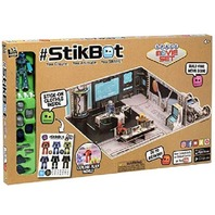 Stikbot Space Movie Set Children Fun Play Toy
