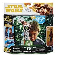 Star Wars E0322c12 Force Link 2.0 Starter Set Including Wearable Technology
