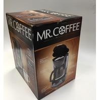 Mr. Coffee VBX23 12-Cup Programmable Coffeemaker, Black