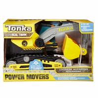 Tonka 08047 Power Movers Lights & Sounds Excavator