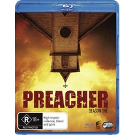 Preacher: Season 1 (Blu-ray   Digital HD) - SEALED