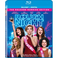 Rough Night (Blu-ray   Digital HD) - SEALED