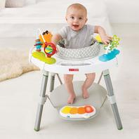 Skip Hop Explore And More Baby's View 3-stage Activity Center Multi