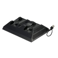 4 In 1 Charging Station With Cooling Turbo Fan 4 USB Hub For Xbox One Controller