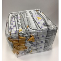 Sweet Potato Fiona Bumper, Purple/White/Yellow