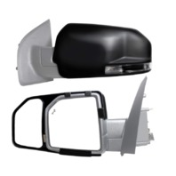 Fit System 81850 Snap and Zap Tow Mirror Pair (2015 and Up F150)