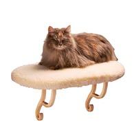 K & H Pet Kitty Sill, Beige/Khaki