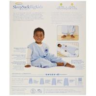 Halo Innovations Sleepsack Big Kids Micro-Fleece-Elephant, Pink, 2-3-Year
