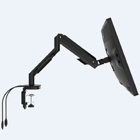 """iCAN Single Monitor Mount with 2 usb portsscreen 17""""-30"""""""