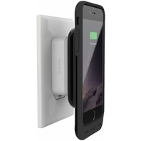 iPhone 6/6S Plus Stack Pack (Blk) -Wireless Charging Case, Battery Pack, Charger