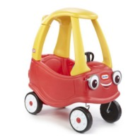 Little Tikes - Cozy Coupe - Yellow and Red