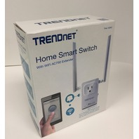 TRENDnet THA-103AC Home Smart Switch (with WiFi AC750 Extender)