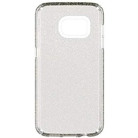 Speck - Candyshell Clear Back Cover  S7 - Clear, Glitter