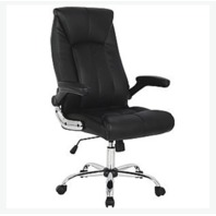 Gravittie Bonded Leather Office Chair