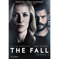 The Fall: Series 3 DVD - SEALED