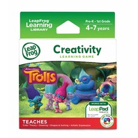 Leap Frog Learning Library - Trolls (Sealed)