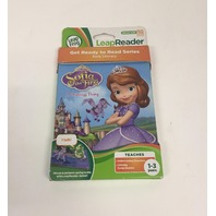 LeapFrog LeapReader Junior Book: Disney Sofia the First, A Princess Thing Book