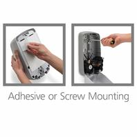 GOJO Touch-Free Soap Dispenser, Dove Grey, for 1200 mL GOJO Soap Refills