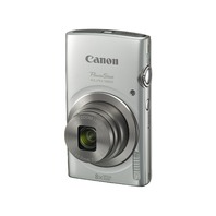 Canon 1093c001 Silver Powershot Elph 180 Digital Camera With 20 MP