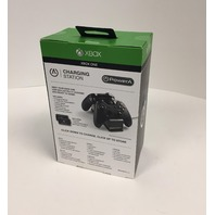 Power Cpfa114326-02 A Charging Station For Xbox One -Black (Sealed)