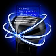 Panasonic ARC5 Electric Razor, Men's 5-Blade Cordless With Shave Sensor