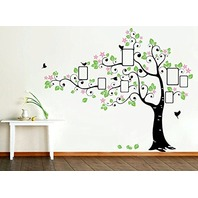 Pop Decors PT-0235-Vb Wall Decal and Sticker, Big Photo Tree