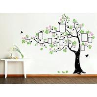 Pop Decors PT-0235-Vb Wall Decal and Sticker, Big Photo Tree