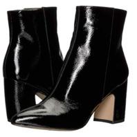 Sam Edelman Women's Hilty 2 Fashion Boot, Black Patent, 7.5 M US