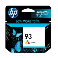 HP 93 Printer Ink Cartridge - Multicolor (C9361WN#140)